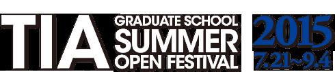 TIA summer festival 2015